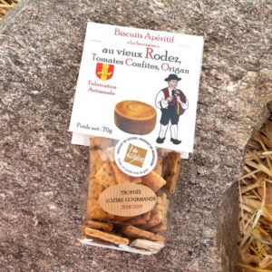 Biscuits Rodez - La Sauvagine