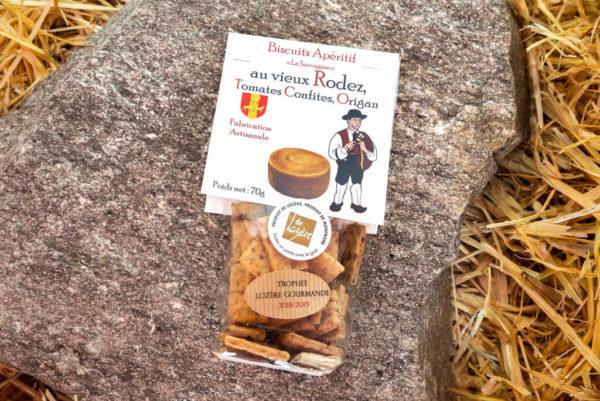 Biscuits Rodez - La Sauvagine