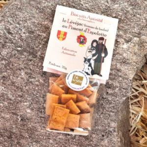 Biscuits Lévejac - La Sauvagine