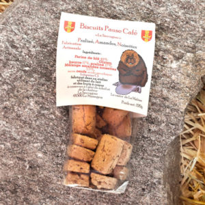 Biscuits Castor - La Sauvagine