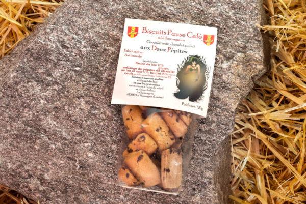 Biscuits Deux pépites - La Sauvagine