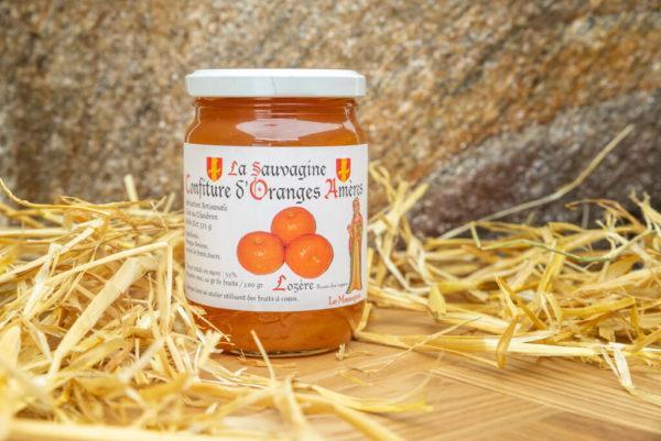 Confiture Oranges amères - La Sauvagine