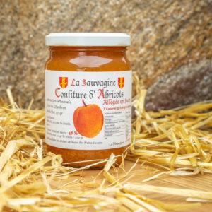Confiture Abricots - La Sauvagine