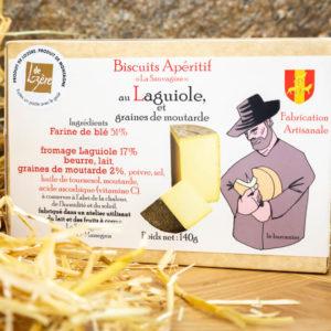 Biscuits Laguiole - La Sauvagine
