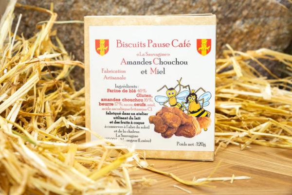 Biscuits Chouchous - La Sauvagine