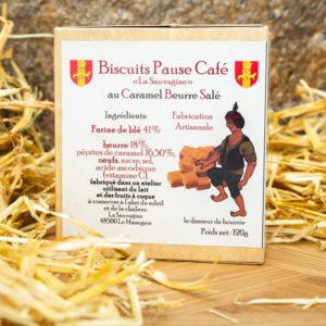 Biscuits Caramel - La Sauvagine